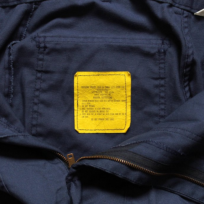 102596064 U.S. AIR FORCE / 80s Utility Pants ユーティリティーパンツ 34x31<img class='new_mark_img2' src='//img.shop-pro.jp/img/new/icons47.gif' style='border:none;display:inline;margin:0px;padding:0px;width:auto;' /> 02