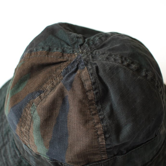 102922627 Hexico / Deformer Hat - Fabric Ex. U.S. Wood Camo Over Dye - A<img class='new_mark_img2' src='//img.shop-pro.jp/img/new/icons47.gif' style='border:none;display:inline;margin:0px;padding:0px;width:auto;' /> 02