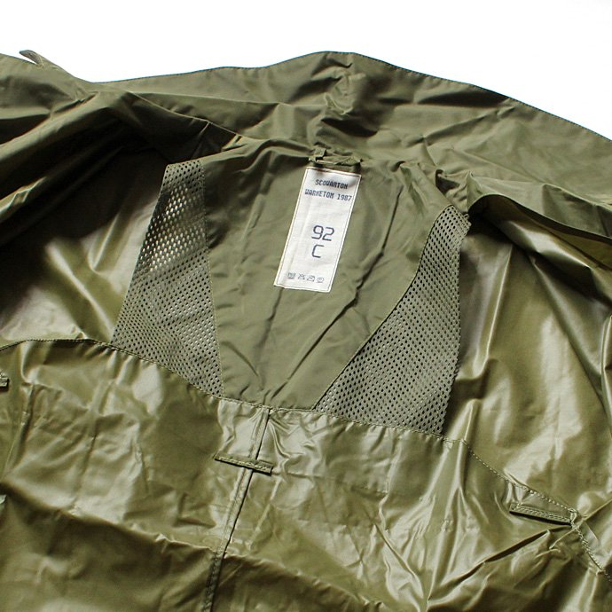 EHS Vintage French Army Rain Coat フランス軍 デッドストック レインコート<img class='new_mark_img2' src='//img.shop-pro.jp/img/new/icons47.gif' style='border:none;display:inline;margin:0px;padding:0px;width:auto;' /> 02
