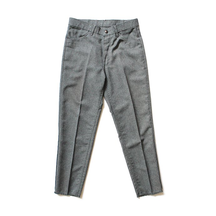Hexico Deformer Pants - Ex. Wrangler リメイクパンツ - Grey 30<img class='new_mark_img2' src='//img.shop-pro.jp/img/new/icons47.gif' style='border:none;display:inline;margin:0px;padding:0px;width:auto;' /> 01