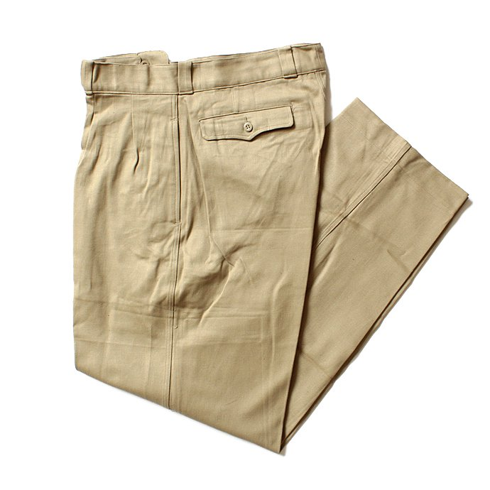 105700956 French Army Chino デッドストック フランス軍チノパンツ<img class='new_mark_img2' src='//img.shop-pro.jp/img/new/icons47.gif' style='border:none;display:inline;margin:0px;padding:0px;width:auto;' /> 01