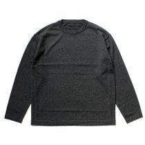 crepuscule / wool crewneck L/S ハイゲージウールクルーネックプルオーバー 1603-004 - C.Gray<img class='new_mark_img2' src='//img.shop-pro.jp/img/new/icons47.gif' style='border:none;display:inline;margin:0px;padding:0px;width:auto;' />
