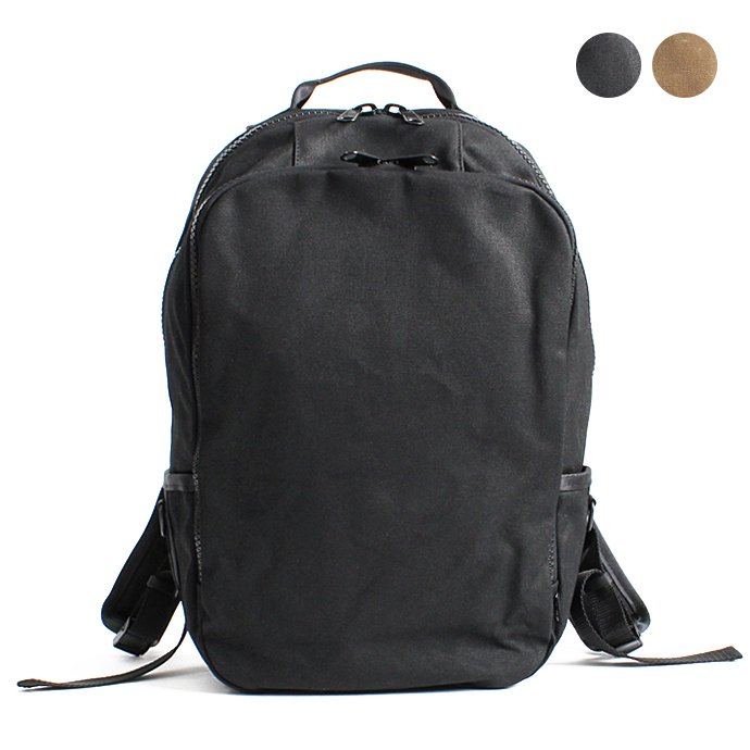 106708944 DEFY / Bucktown Pack - Wax Canvas バックタウンパック ワックスキャンバス 全2色<img class='new_mark_img2' src='//img.shop-pro.jp/img/new/icons47.gif' style='border:none;display:inline;margin:0px;padding:0px;width:auto;' /> 01