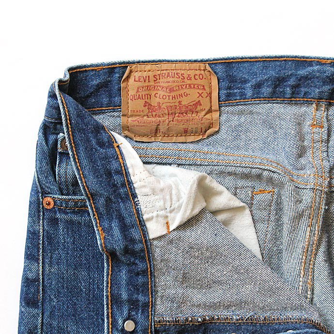 106858900 Hexico / Deformer Jeans - Ex. 501 リメイクジーンズ - 36<img class='new_mark_img2' src='//img.shop-pro.jp/img/new/icons47.gif' style='border:none;display:inline;margin:0px;padding:0px;width:auto;' /> 02