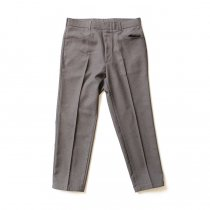 Hexico Deformer Pants - Ex. Action Slacks リメイクスラックス - Brown 34