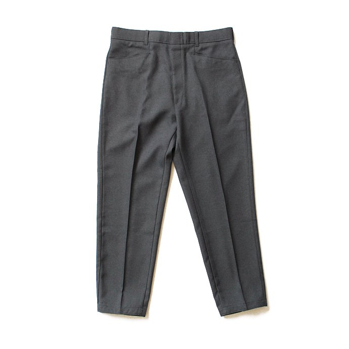 Hexico Deformer Pants - Ex. Action Slacks リメイクスラックス - Charcoal 34 01