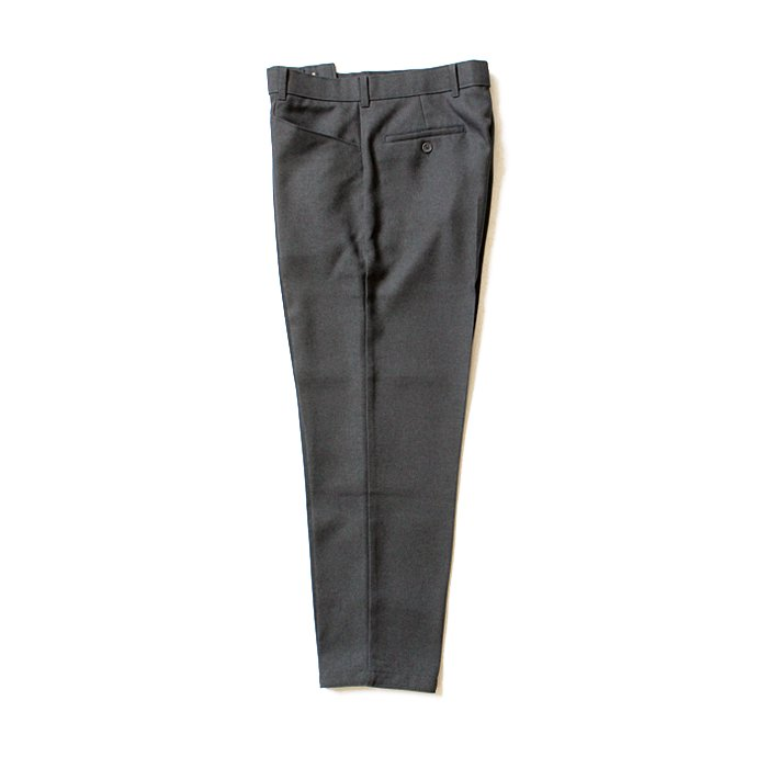 Hexico Deformer Pants - Ex. Action Slacks リメイクスラックス - Charcoal 34 02