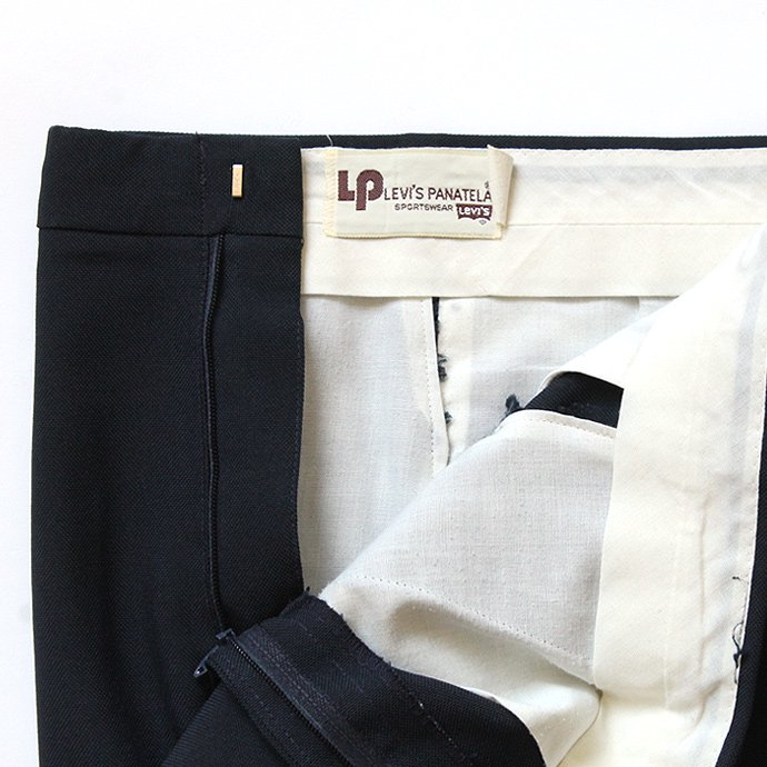 Hexico Deformer Pants - Ex. Panatela Slacks リメイクスラックス - Navy 32<img class='new_mark_img2' src='//img.shop-pro.jp/img/new/icons47.gif' style='border:none;display:inline;margin:0px;padding:0px;width:auto;' /> 02