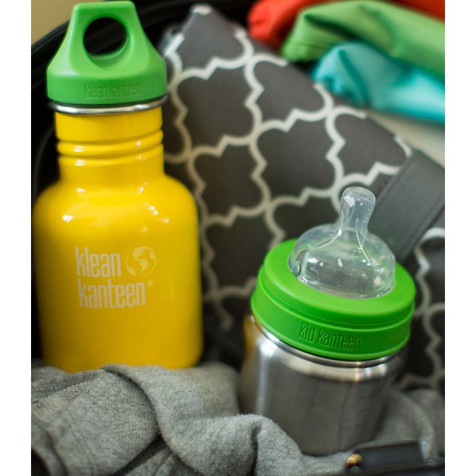 Klean Kanteen Kid Kanteen ベイビーボトル ステンレス哺乳瓶 9oz 266ml<img class='new_mark_img2' src='//img.shop-pro.jp/img/new/icons47.gif' style='border:none;display:inline;margin:0px;padding:0px;width:auto;' /> 02