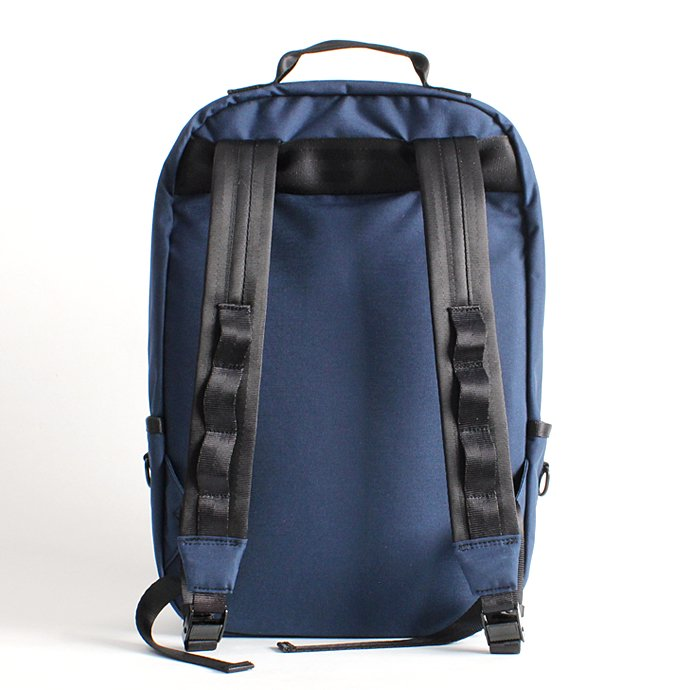 108549961 DEFY / New Bucktown Pack - Navy Cordura バックタウンパック コーデュラナイロン ネイビー<img class='new_mark_img2' src='//img.shop-pro.jp/img/new/icons47.gif' style='border:none;display:inline;margin:0px;padding:0px;width:auto;' /> 02