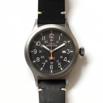 TIMEX TIMEX / Expedition Scout Metal エクスペディション スカウトメタル ブラック TW4B01900<img class='new_mark_img2' src='//img.shop-pro.jp/img/new/icons47.gif' style='border:none;display:inline;margin:0px;padding:0px;width:auto;' />