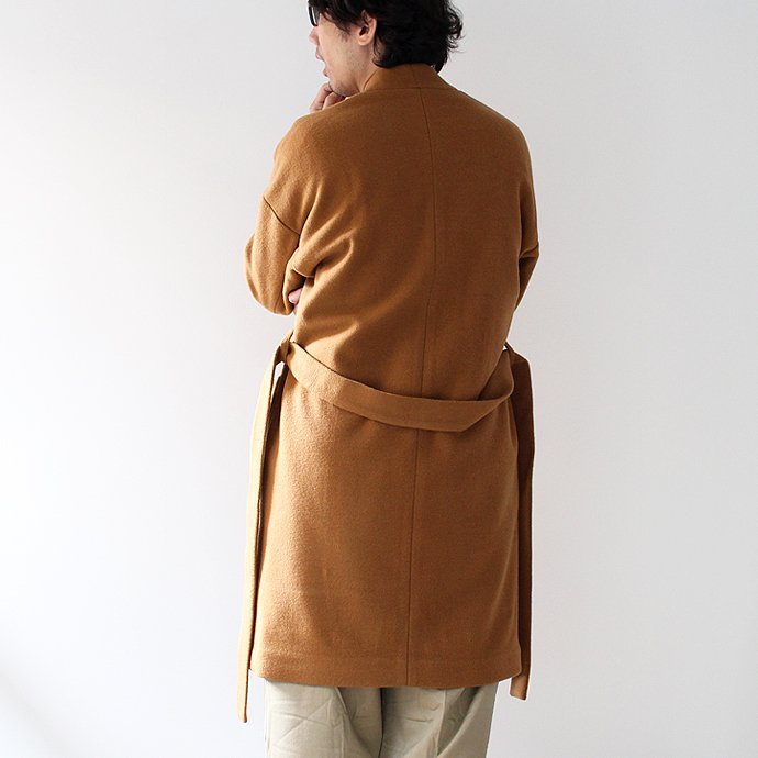 CEASTERS CEASTERS / House Coat ガウンコート キャメル<img class='new_mark_img2' src='//img.shop-pro.jp/img/new/icons47.gif' style='border:none;display:inline;margin:0px;padding:0px;width:auto;' /> 02