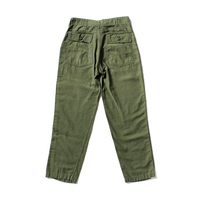 happening U.S. ARMY / 70s Utility Pants ユーティリティーパンツ 30×29<img class='new_mark_img2' src='//img.shop-pro.jp/img/new/icons47.gif' style='border:none;display:inline;margin:0px;padding:0px;width:auto;' /> 02