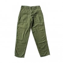 happening U.S. ARMY / 70s Utility Pants ユーティリティーパンツ 30×29<img class='new_mark_img2' src='//img.shop-pro.jp/img/new/icons47.gif' style='border:none;display:inline;margin:0px;padding:0px;width:auto;' />