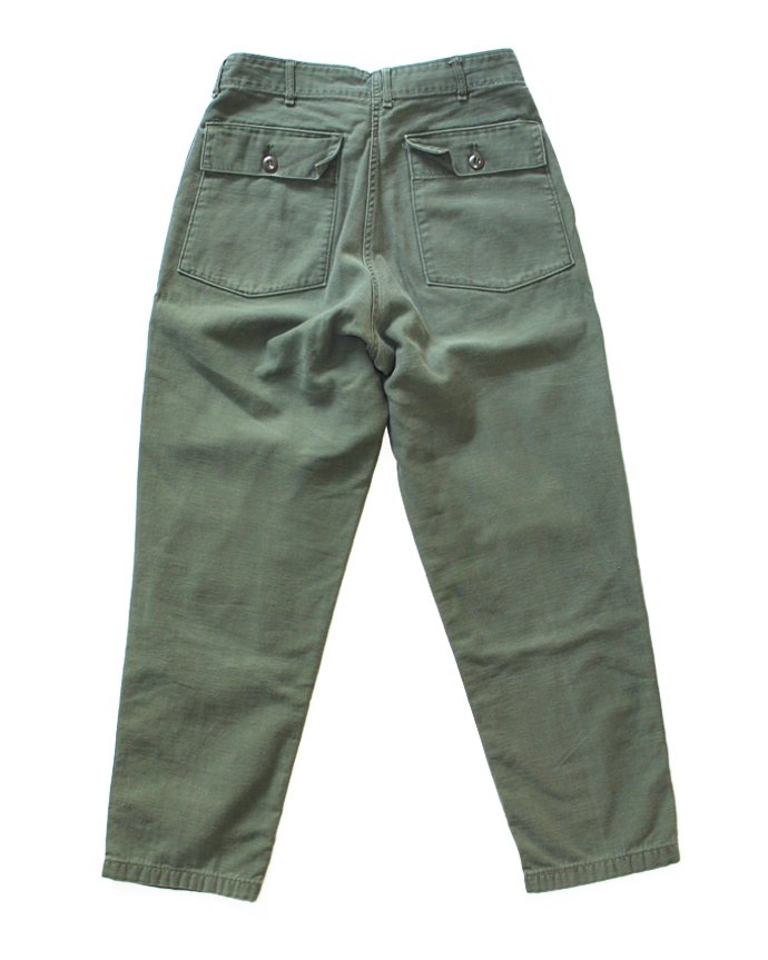 happening U.S. ARMY / 70s Utility Pants ユーティリティーパンツ 32x31 02