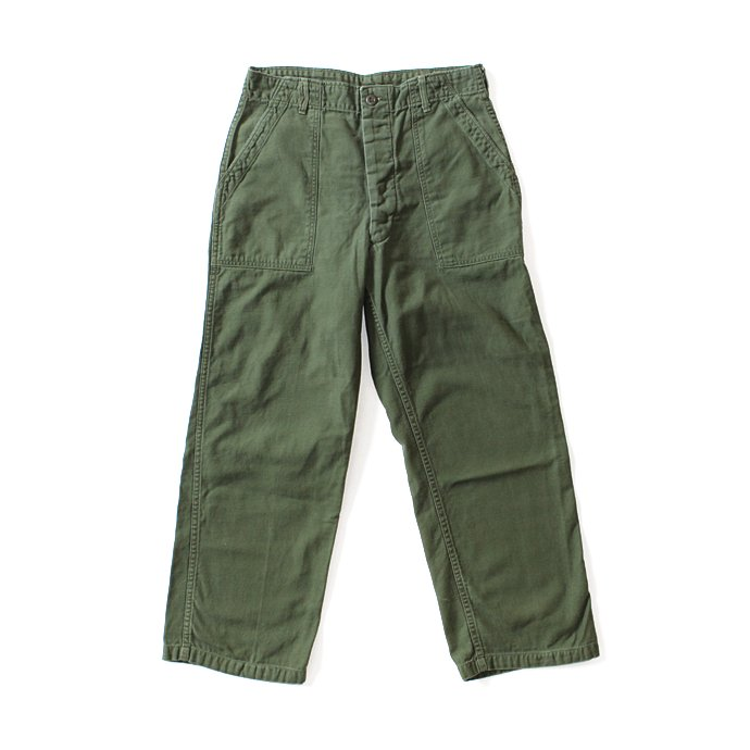 happening U.S. ARMY / 70s Utility Pants ユーティリティーパンツ 32x29<img class='new_mark_img2' src='//img.shop-pro.jp/img/new/icons47.gif' style='border:none;display:inline;margin:0px;padding:0px;width:auto;' /> 01