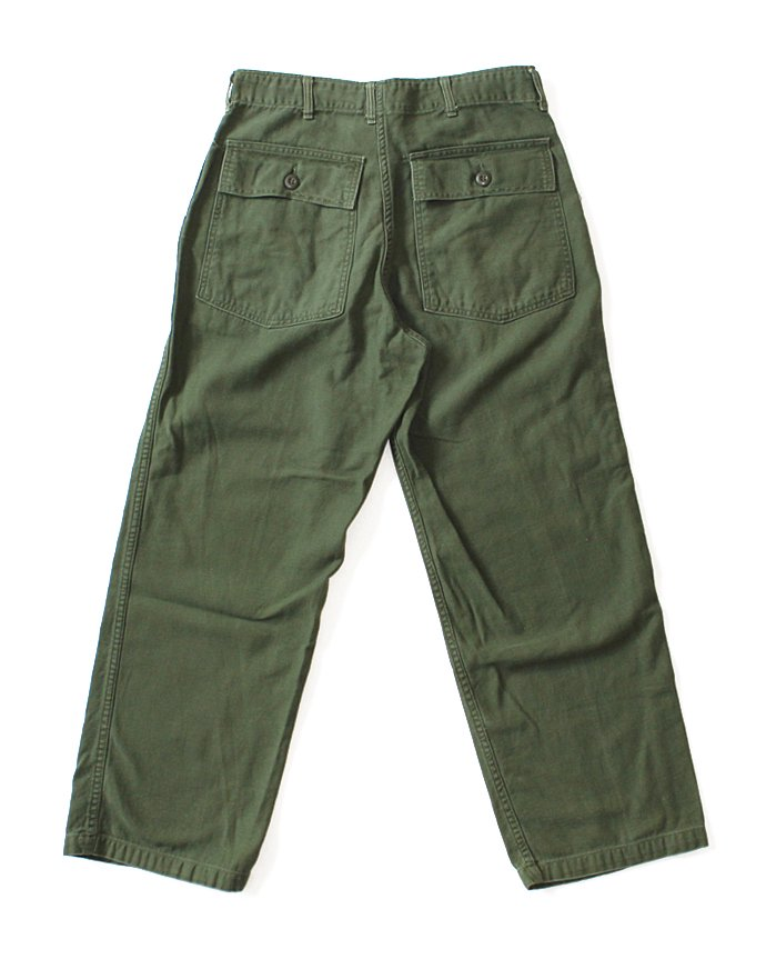 happening U.S. ARMY / 70s Utility Pants ユーティリティーパンツ 32x29<img class='new_mark_img2' src='//img.shop-pro.jp/img/new/icons47.gif' style='border:none;display:inline;margin:0px;padding:0px;width:auto;' /> 02