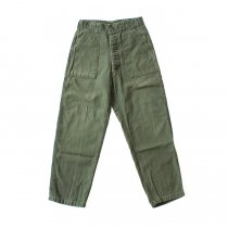 happening U.S. ARMY / 70s Utility Pants ユーティリティーパンツ 30x31<img class='new_mark_img2' src='//img.shop-pro.jp/img/new/icons47.gif' style='border:none;display:inline;margin:0px;padding:0px;width:auto;' />