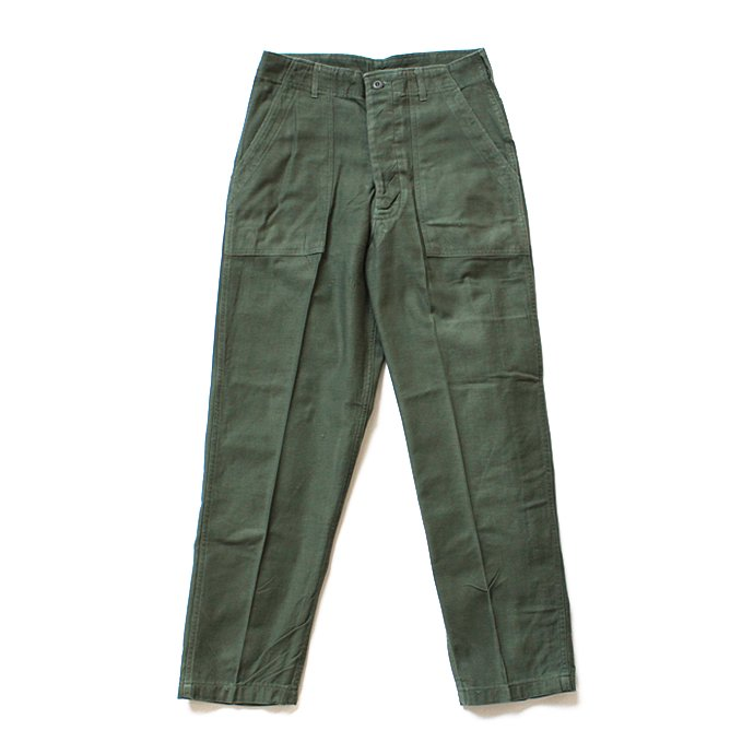 happening U.S. ARMY / 70s Utility Pants ユーティリティーパンツ 32x31<img class='new_mark_img2' src='//img.shop-pro.jp/img/new/icons47.gif' style='border:none;display:inline;margin:0px;padding:0px;width:auto;' /> 01