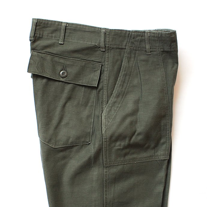 happening U.S. ARMY / 70s Utility Pants ユーティリティーパンツ 32x31<img class='new_mark_img2' src='//img.shop-pro.jp/img/new/icons47.gif' style='border:none;display:inline;margin:0px;padding:0px;width:auto;' /> 02