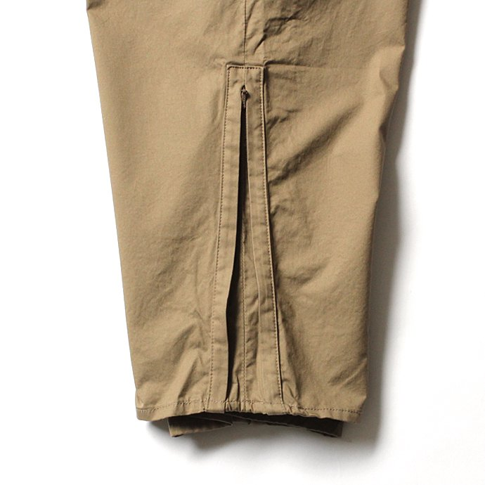 blurhms blurhms / Both Side Zipper Wide Pants BHS-F17009 - Greybeige<img class='new_mark_img2' src='//img.shop-pro.jp/img/new/icons47.gif' style='border:none;display:inline;margin:0px;padding:0px;width:auto;' /> 02