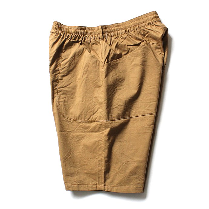 blurhms blurhms / Two-Ply Easy Fatigue Shorts BHS-F17004 - Beige 02