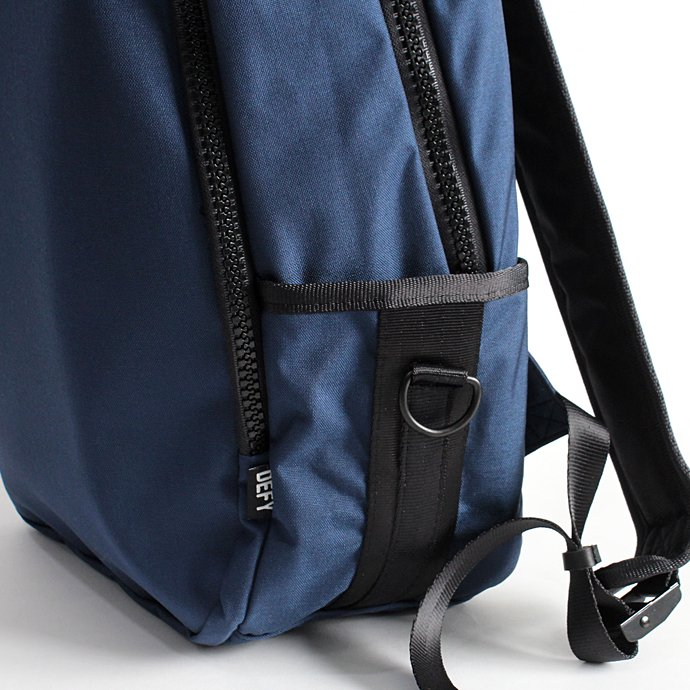 114120293 DEFY / Bucktown Pack - Navy Cordura バックタウンパック コーデュラナイロン ネイビー<img class='new_mark_img2' src='//img.shop-pro.jp/img/new/icons47.gif' style='border:none;display:inline;margin:0px;padding:0px;width:auto;' /> 02