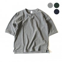 Other Brands quotidien(コティディアン) / 鹿の子5分袖Tシャツ 全3色<img class='new_mark_img2' src='//img.shop-pro.jp/img/new/icons47.gif' style='border:none;display:inline;margin:0px;padding:0px;width:auto;' />