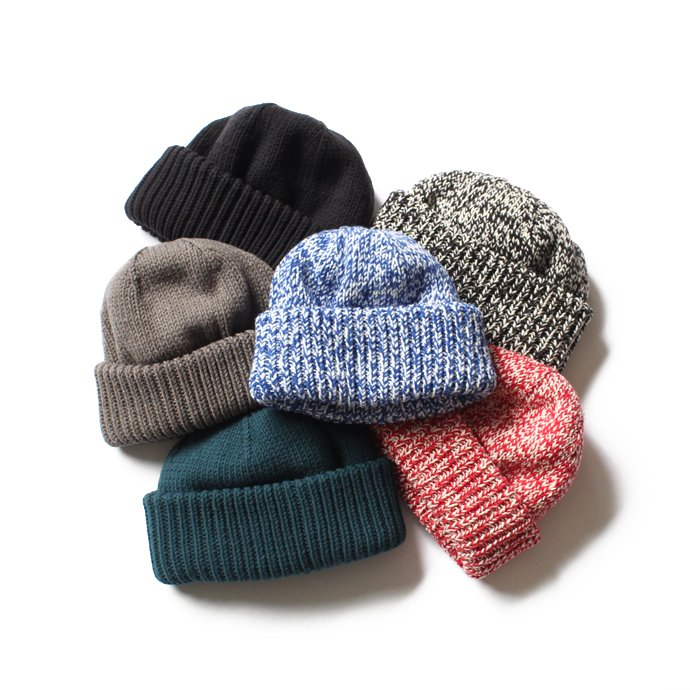 crepuscule crepuscule / Knit Cap ニットキャップ 無地 1701-017 - 全3色<img class='new_mark_img2' src='//img.shop-pro.jp/img/new/icons47.gif' style='border:none;display:inline;margin:0px;padding:0px;width:auto;' /> 02