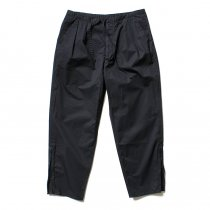 blurhms / Both Side Zipper Wide Pants BHS-F17009 - Navy