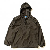 Powderhorn Mounteneering MOUNTAIN EASY PULLOVER PHM-17-001 パッカブルアノラック オリーブ
