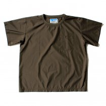 Powderhorn Mounteneering MOUNTAIN TEE PHM-17-002 マウンテンTシャツ オリーブ
