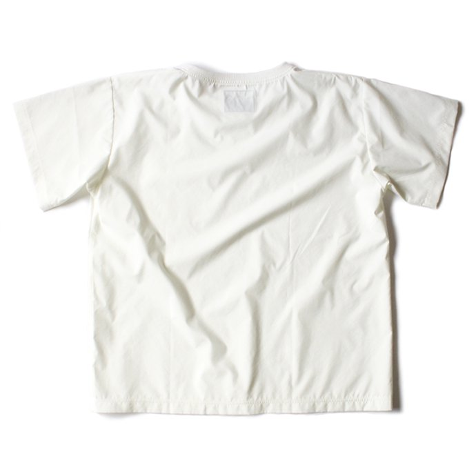 Powderhorn Mountaineering MOUNTAIN TEE PHM-17-002 マウンテンTシャツ ホワイト 02