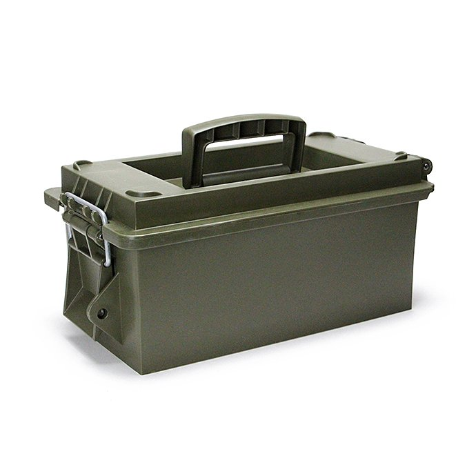 Other Brands Hayes / Small Utility Box - Olive Drab 01