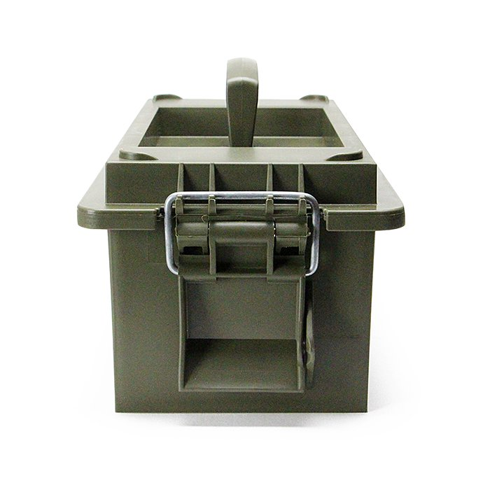 Other Brands Hayes / Small Utility Box - Olive Drab 02
