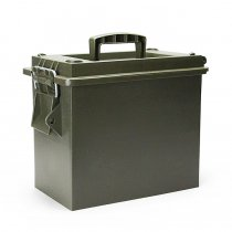 Hayes / Tall Utility Box - Olive Drab