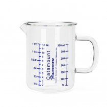 Catamount Glass / Glass Handle Measuring Cups - 1Cup