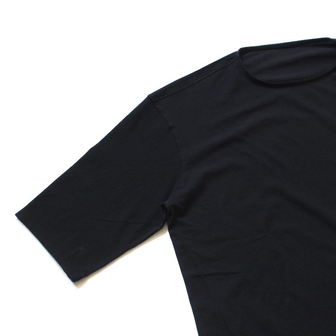 smoothday ユニセックス テクノラマ オーバーサイズ 七分袖Tシャツ SG-T002-004 Black<img class='new_mark_img2' src='//img.shop-pro.jp/img/new/icons47.gif' style='border:none;display:inline;margin:0px;padding:0px;width:auto;' /> 02