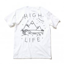MNKR / High Life プリントTシャツ ホワイト<img class='new_mark_img2' src='//img.shop-pro.jp/img/new/icons47.gif' style='border:none;display:inline;margin:0px;padding:0px;width:auto;' />