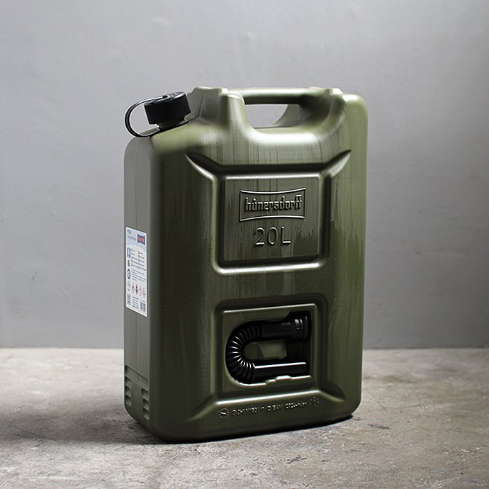 119910246 Hunersdorff / Fuel Can PROFI 20L ヒューナースドルフ キャニスタータンク 20L<img class='new_mark_img2' src='//img.shop-pro.jp/img/new/icons47.gif' style='border:none;display:inline;margin:0px;padding:0px;width:auto;' /> 01