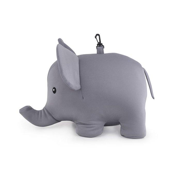 KIKKERLAND / Zip & Flip Elephant Pillow ジップ&フリップエレファントピロー