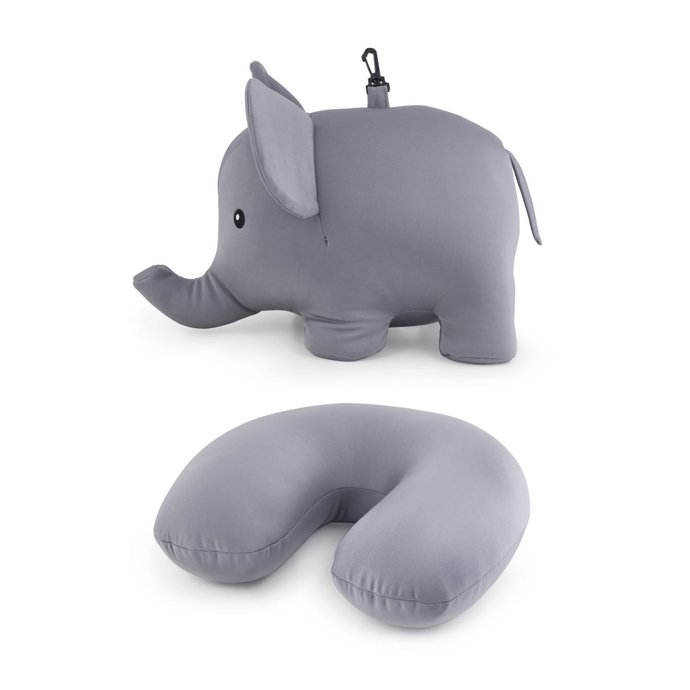 Other Brands KIKKERLAND / Zip & Flip Elephant Pillow ジップ&フリップエレファントピロー 02