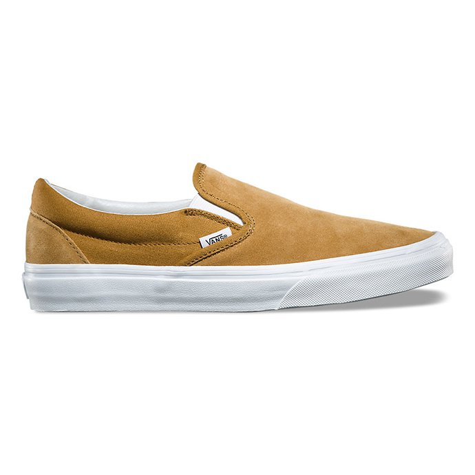 120432025 VANS / Suede Slip-On - Medal Bronze VN0A38F7OSX ヴァンズ スウェードスリッポン メダルブロンズ<img class='new_mark_img2' src='//img.shop-pro.jp/img/new/icons47.gif' style='border:none;display:inline;margin:0px;padding:0px;width:auto;' /> 01