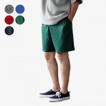 Fruit of the Loom(フルーツ・オブ・ザ・ルーム) / Men's Jersey Short with Side Pockets - 全5色
