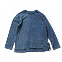THEE THEE(シー)/ カットソー Tuck in VC-CS-02 - Navy