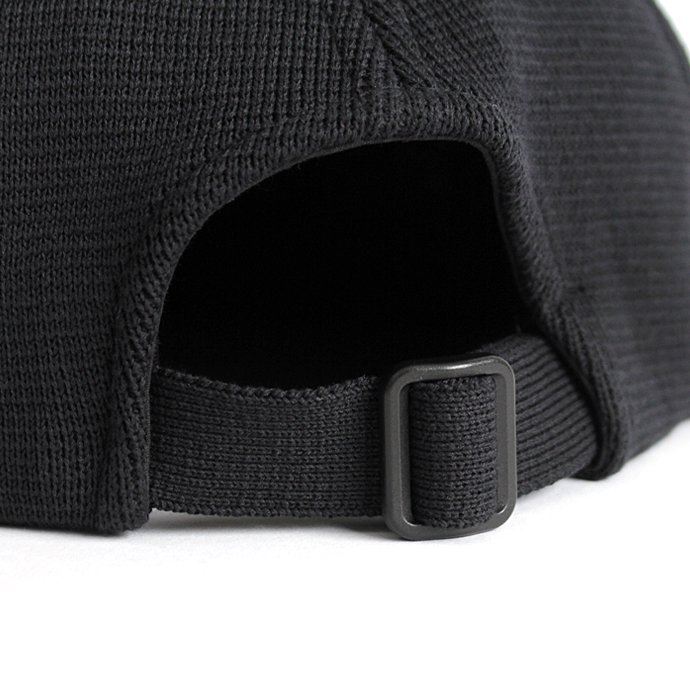 crepuscule B.B.Cap 1703-016 Black ニットベースボールキャップ ブラック<img class='new_mark_img2' src='//img.shop-pro.jp/img/new/icons47.gif' style='border:none;display:inline;margin:0px;padding:0px;width:auto;' /> 02