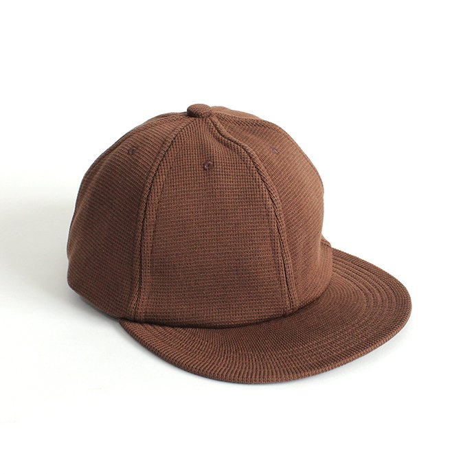 crepuscule B.B.Cap 1703-016 Brown ニットベースボールキャップ ブラウン<img class='new_mark_img2' src='//img.shop-pro.jp/img/new/icons47.gif' style='border:none;display:inline;margin:0px;padding:0px;width:auto;' /> 01