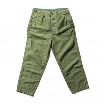 Hexico Deformer 1-Tucks U.S. Army 70s Utility Pants リメイクワンタックユーテリティパンツ 01<img class='new_mark_img2' src='//img.shop-pro.jp/img/new/icons47.gif' style='border:none;display:inline;margin:0px;padding:0px;width:auto;' />