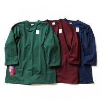 Other Brands CAMBER(キャンバー) / 8oz. Max Weight 3/4 Sleeve T-Shirts 8オンス マックスウェイト7分袖Tシャツ 全3色