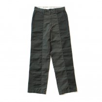 Hexico Deformer Pants - Ex. U.S. Work Pants リメイクワークパンツ - 31 オリーブ